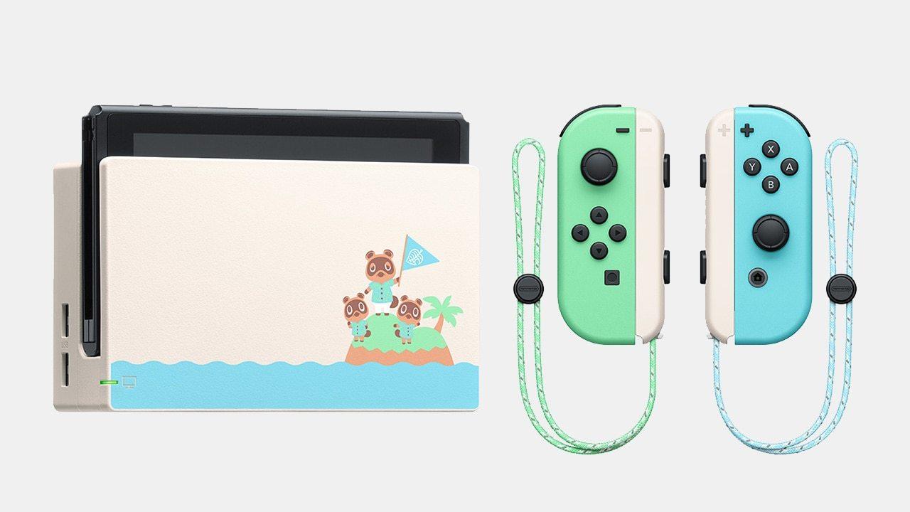 マイニンテンドーストアでの「Nintendo Switch あつ森セット」の予約は延期になりました…