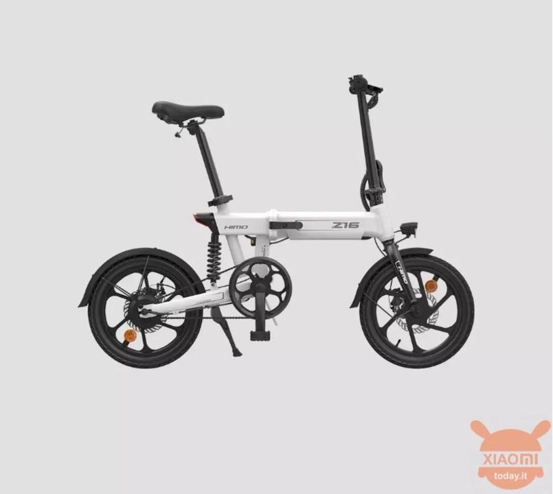 シャオミの折りたたみeバイク、お値段約3万8000円