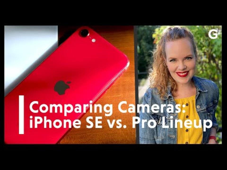 iPhone SE、高コスパっていうけどカメラはどうなの? iPhone 11 Pro Maxと撮り比べてみた
