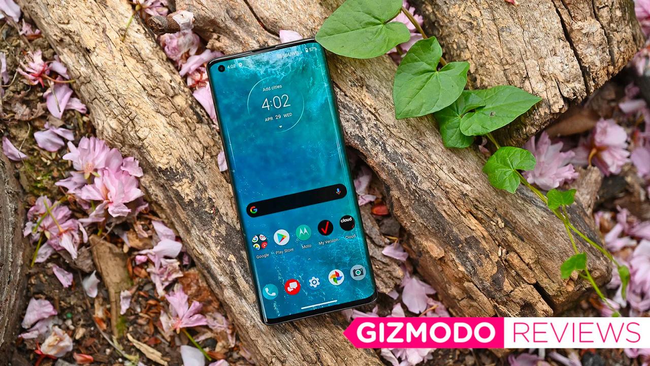 Motorola Edge+レビュー:こんなに高スペックなのに興奮しないのはなぜ?