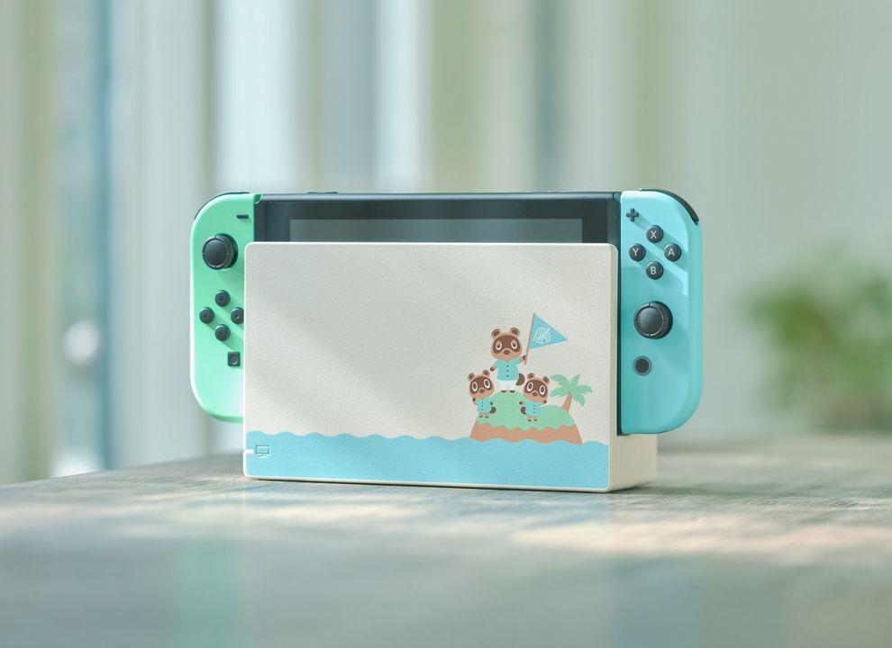 任天堂公式も「Nintendo Switch あつ森セット」は抽選販売に