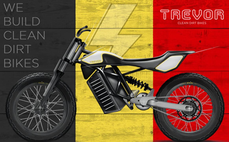 ベルギーのオフロードEV「Trevor FTR STELLA」
