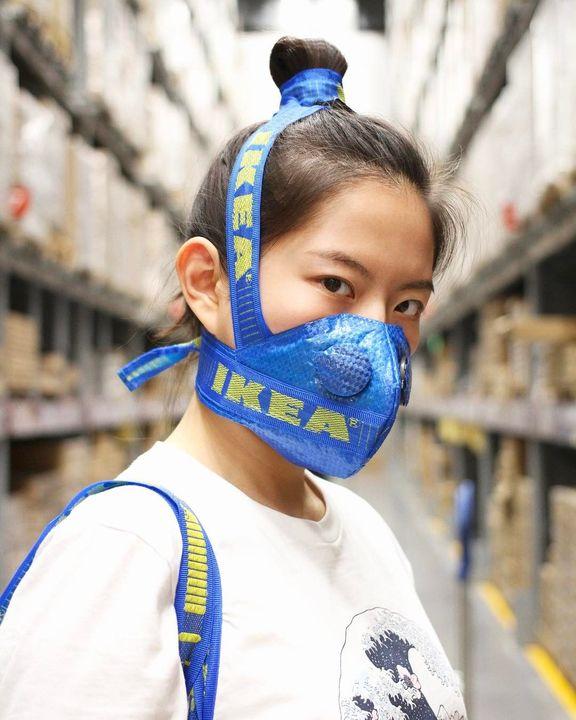 北京の大気汚染問題から生まれた「デザイナーズマスク」がかっこいい