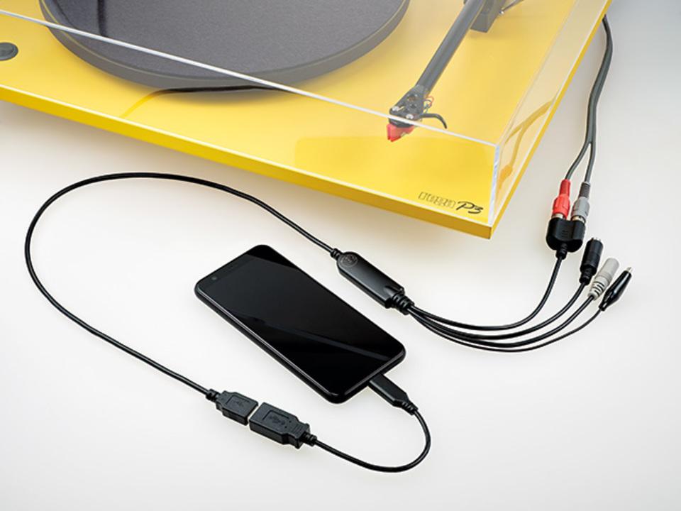 アナログ音源をデジタル化するのはスマホ1台と「ADレコ」があればいい