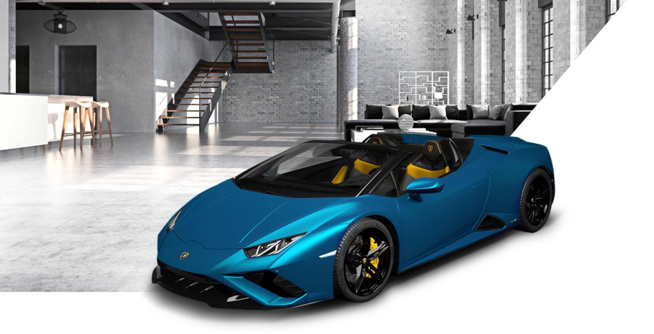 ランボルギーニの新型車発表はARで! 仮想的な実車体験もできちゃう