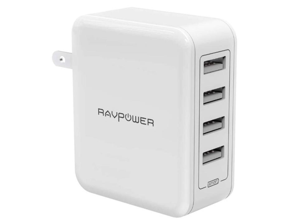 【きょうのセール情報】Amazonタイムセールで、1,000円台のRAVPower・USB4ポート急速充電器や3,000円台のAnker・USB-C2ポート急速充電器がお買い得に
