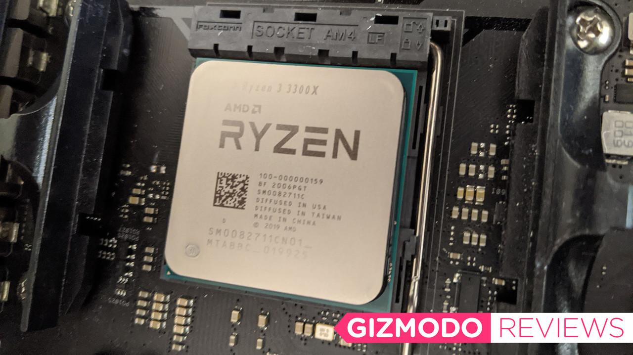 いま低価格PCを組むならコレ!:Ryzen 3100/3300Xレビュー