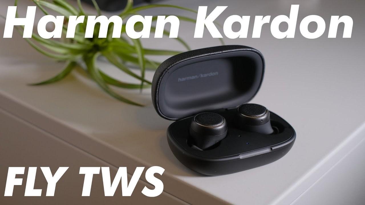 ハーマンカードンの完全ワイヤレス「FLY TWS」:音はいい! けど操作性は玄人向け...!