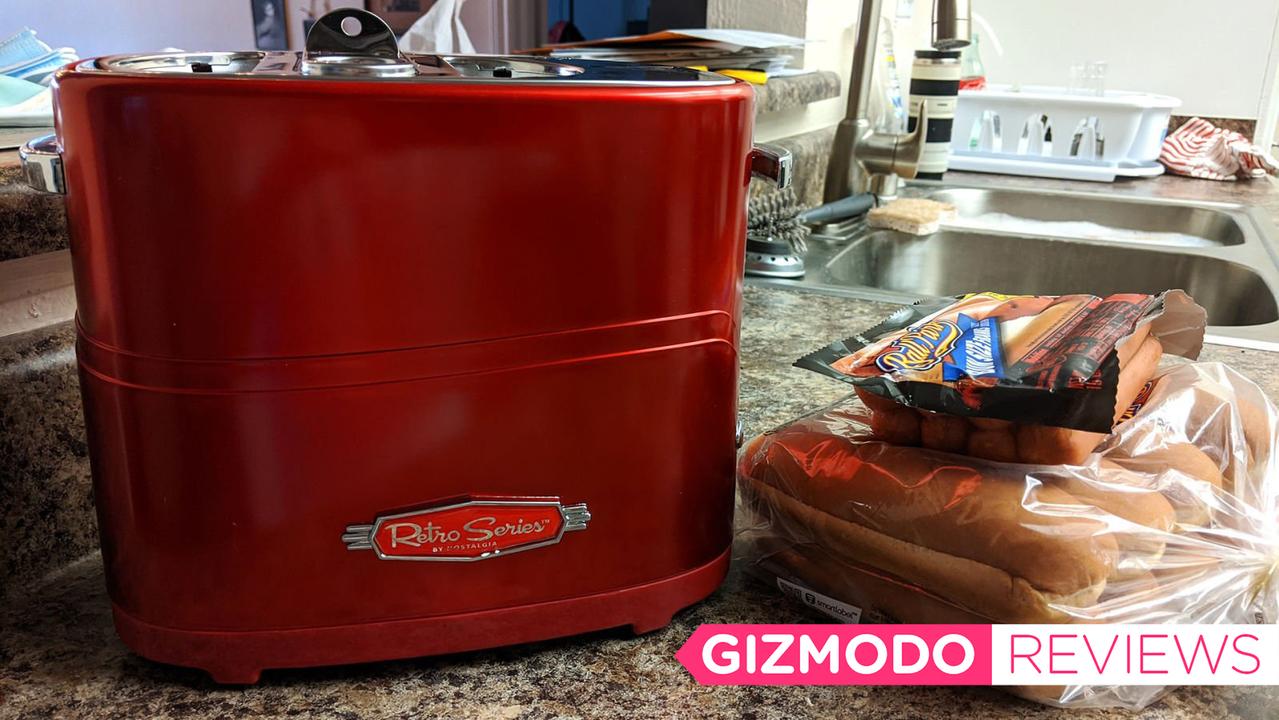 ホットドッグ専用トースターレビュー:後悔しかない