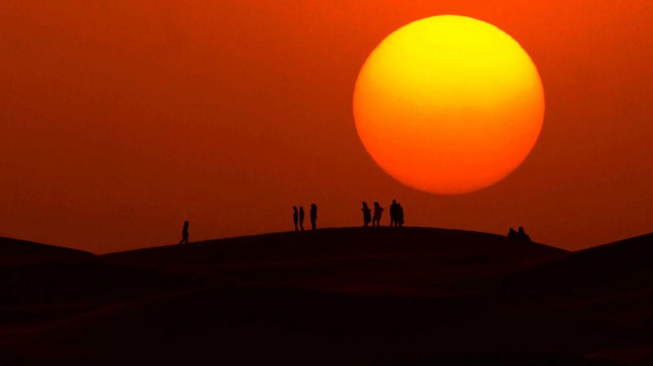 2070年までに地球の20%がサハラ砂漠のような気温になってそこに人類の3分の1が住むことに
