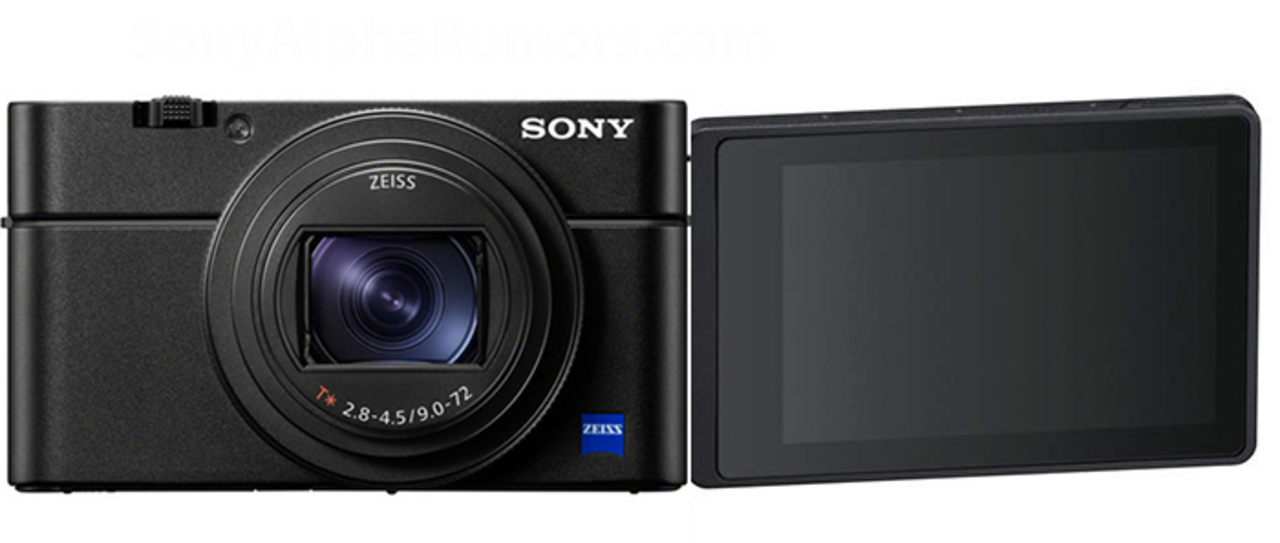 鬼に金棒、ソニーにバリアングル液晶。Vlog向けコンデジ「Sony ZV1」のウワサに、上がるテンション【追記あり】