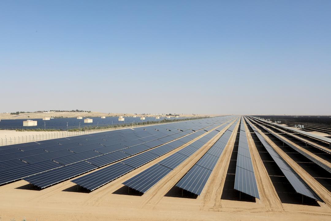 地球上で最安で最大の太陽光発電所ができるよ