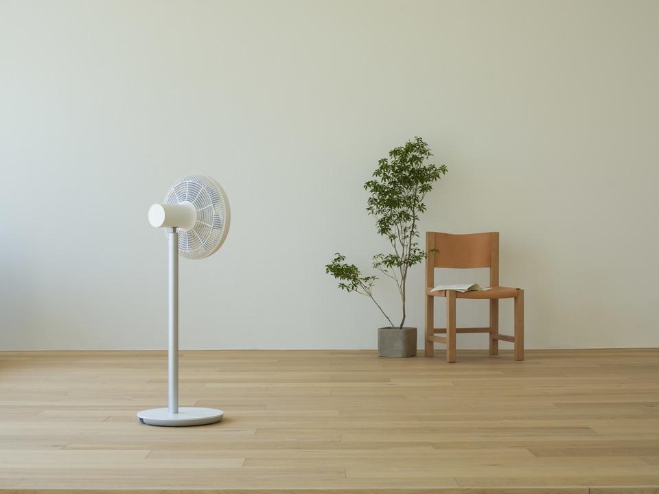 スマホにあわせて扇風機を再デザインしたらこうなる