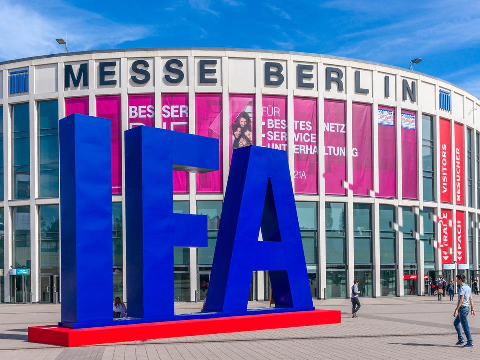 コンシューマエレクトロニクスショー「IFA」が開催を決定。ただし招待制の小規模イベントに