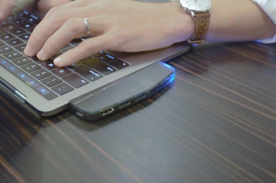 2テラのSSDとUSBハブが合体して2万4000円!「HybridDrive」がファンド募集中