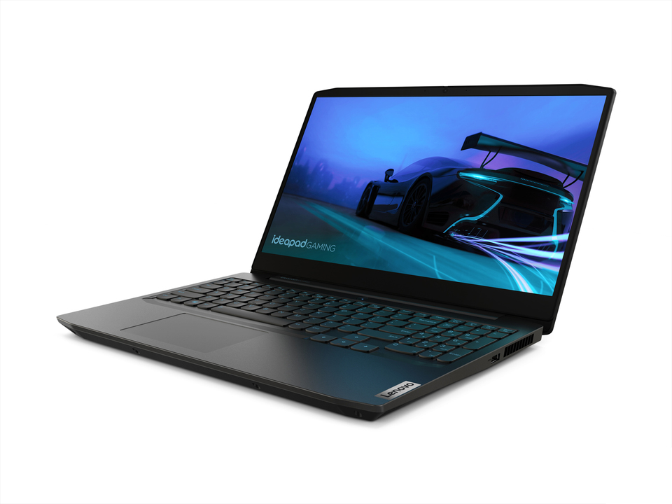 01B_Ideapad_Gaming_15Inch_Hero_Front_Facing_Right_Black