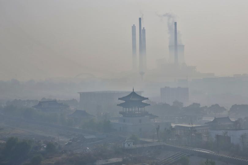 中国の大気汚染、あっという間にコロナウイルス以前より悪化...