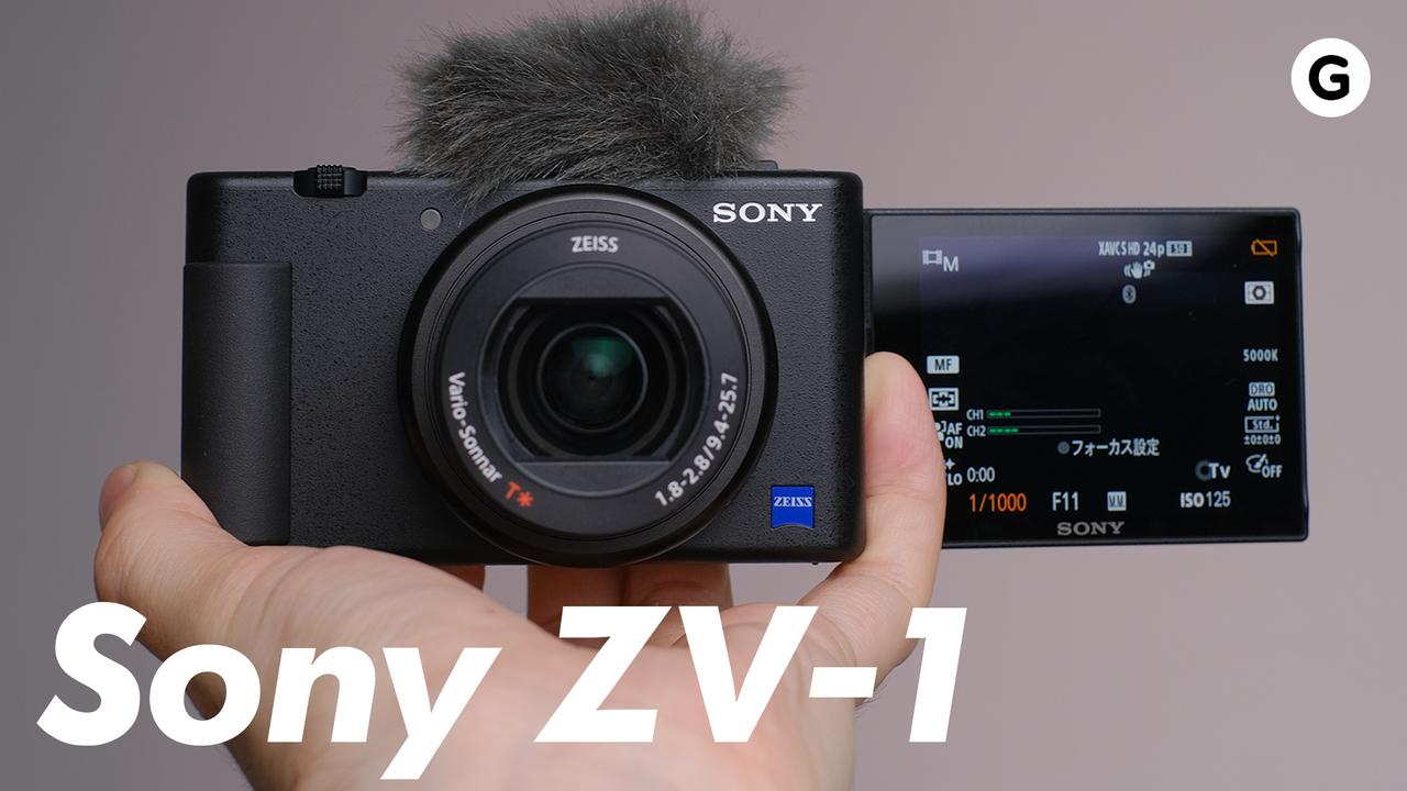 ソニー初のVlogカム「ZV-1」で撮影した動画、公開します