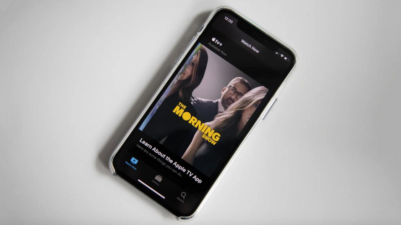 Apple TV +がHBOの座を狙う!? ストリーミングサービス戦国時代がまだまだアツい