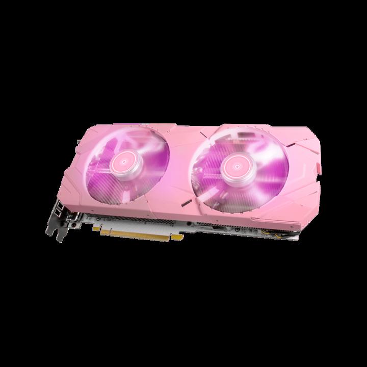 花が咲く。ゲーミングPCに桃色RTX 2070 Superの花が咲く