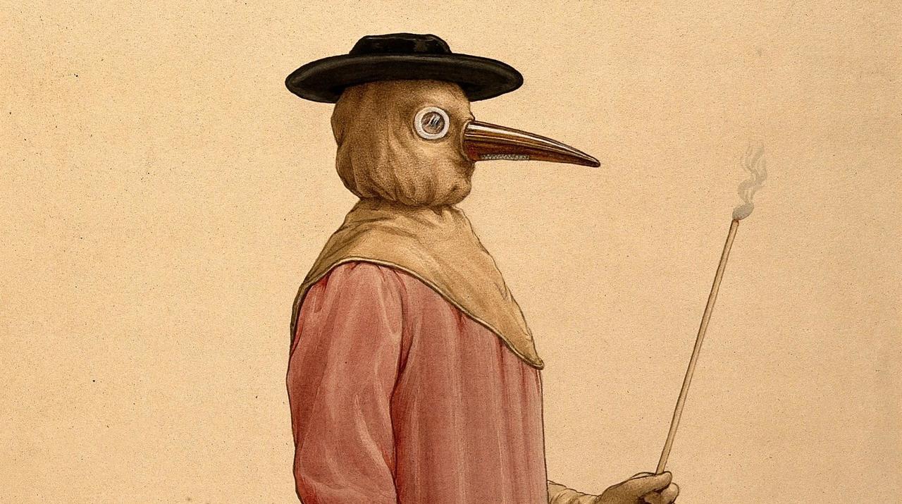 医療用マスクの進化を振り返る。マスクの歴史は疫病と人間の闘いの歴史だった