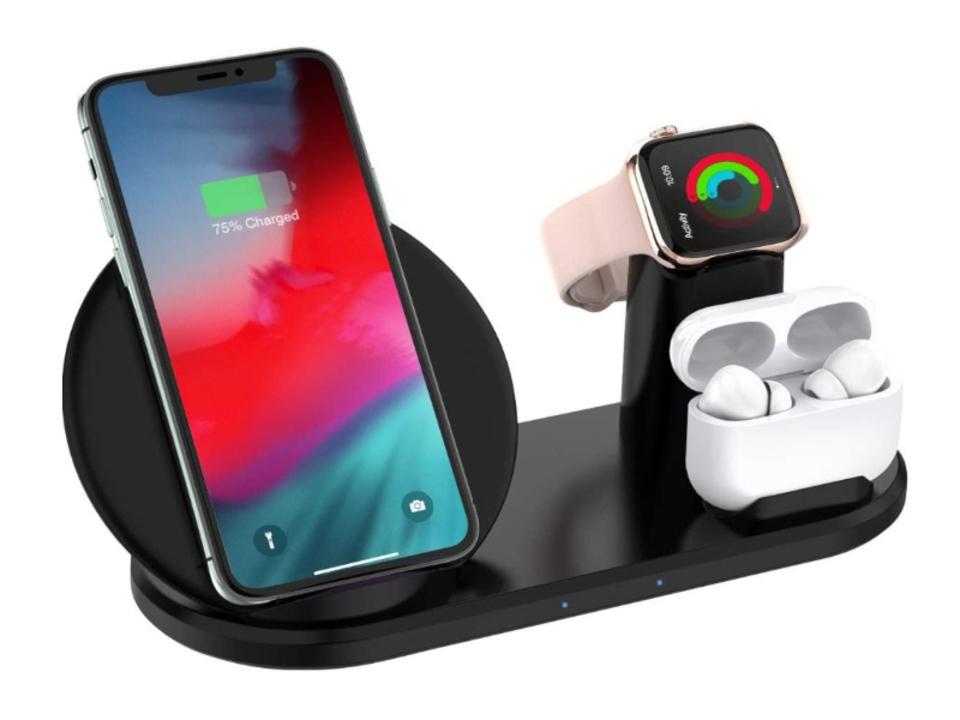 【きょうのセール情報】Amazonタイムセールで、2,000円台のiPhone&AirPods&Apple Watchワイヤレス同時充電スタンドやAUKEYのType-C対応でコンパクトな急速充電器がお買い得に