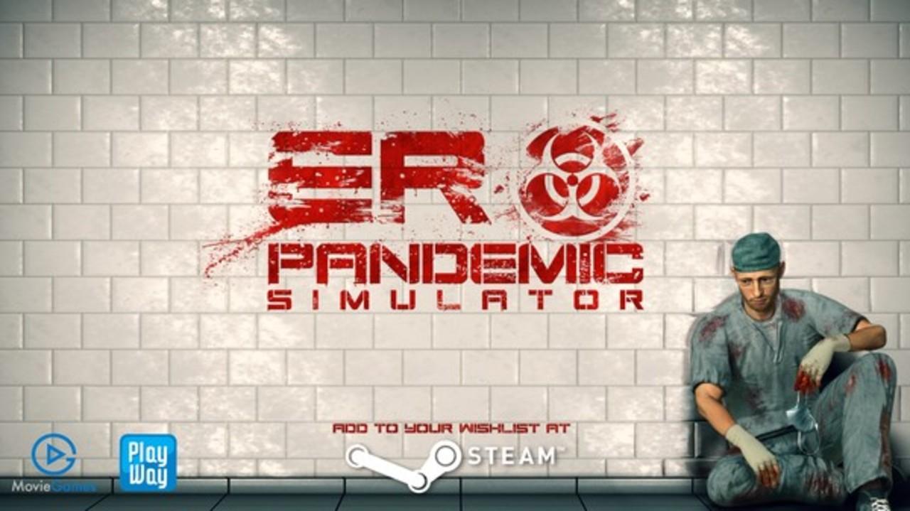 医療最前線の医師体験ができるゲーム『ERパンデミック・シミュレーター』