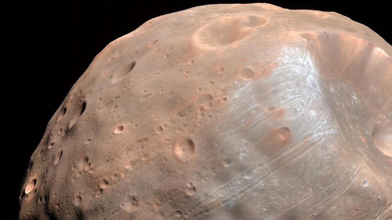 かつて火星にも土星のようなリングがあった。そして将来、きっと復活する
