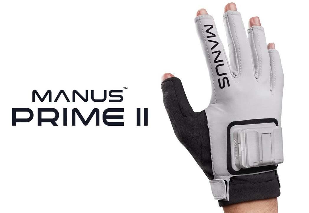 高精度な指トラッキングも可能に。グローブ型VRコントローラー「Prime II」