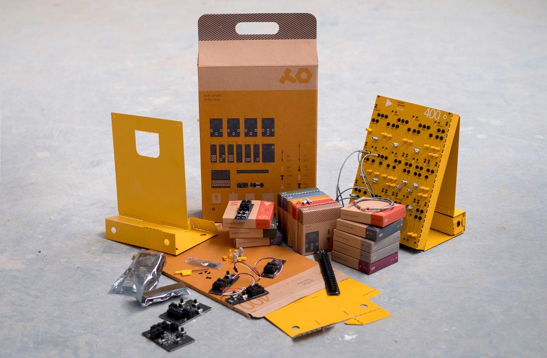組み立て&どこでも演奏な「pocket operator modular」、国内発売が始まった!