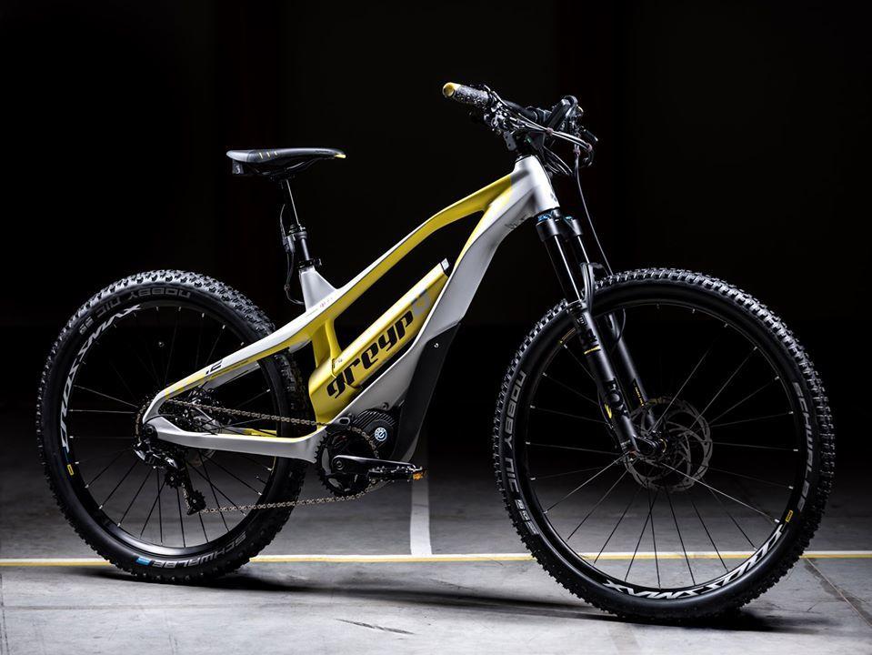 フル充電で山手線をほぼ3周できる! クロアチアのeマウンテンバイク「Greyp G6」