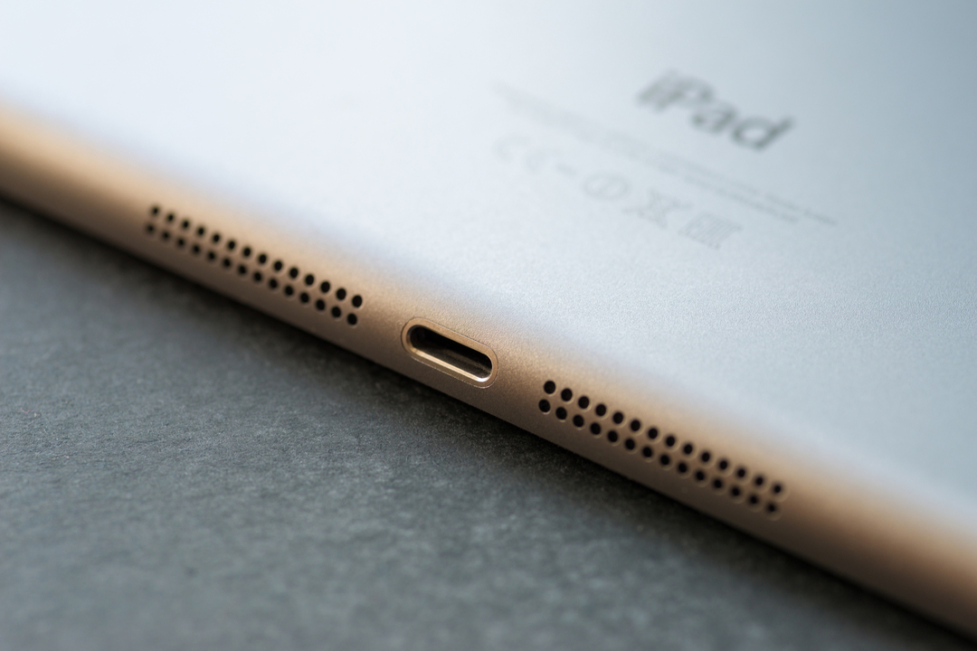 iPad AirにもUSB-C進化の噂。しかし次期iPad miniは…