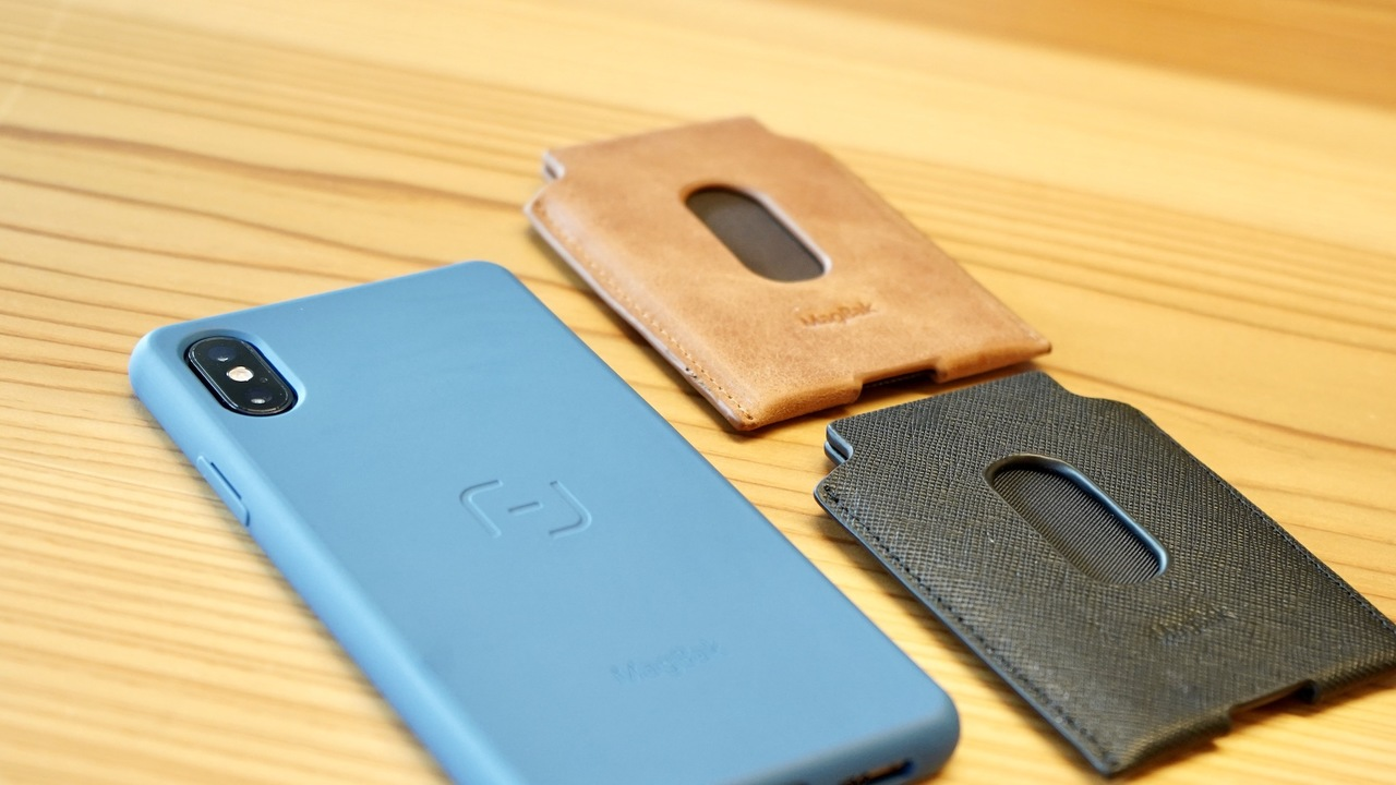 iPhoneを磁力でどこでも貼れる!画期的スマホケース「MagBak」を使ってみた