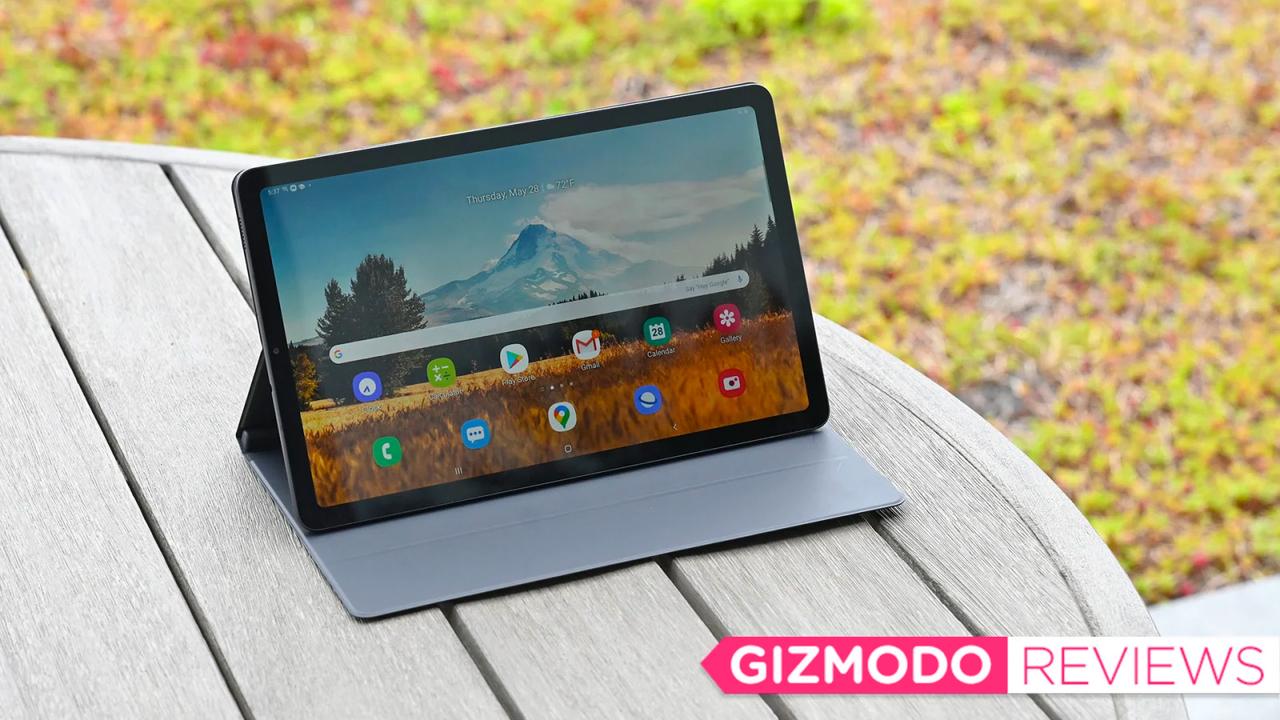 これぞ私が求める「普通の」タブレット:「Galaxy Tab S6 Lite」レビュー