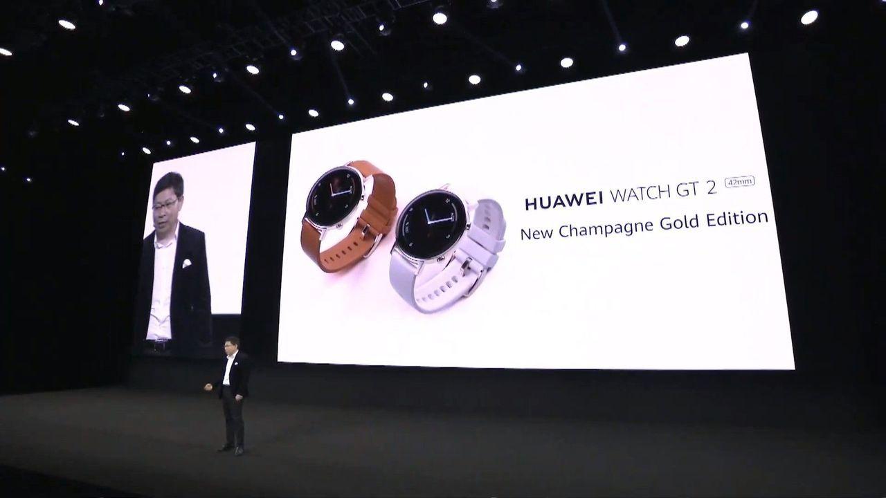 ファーウェイ、Apple Watchに迫る高級スマートウォッチシリーズを準備中か