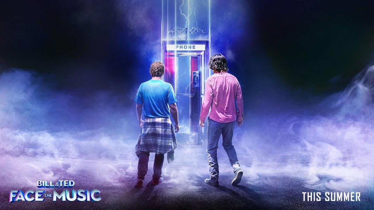 『ビル&テッド』第3弾の予告編公開! 音楽で世界を救え!