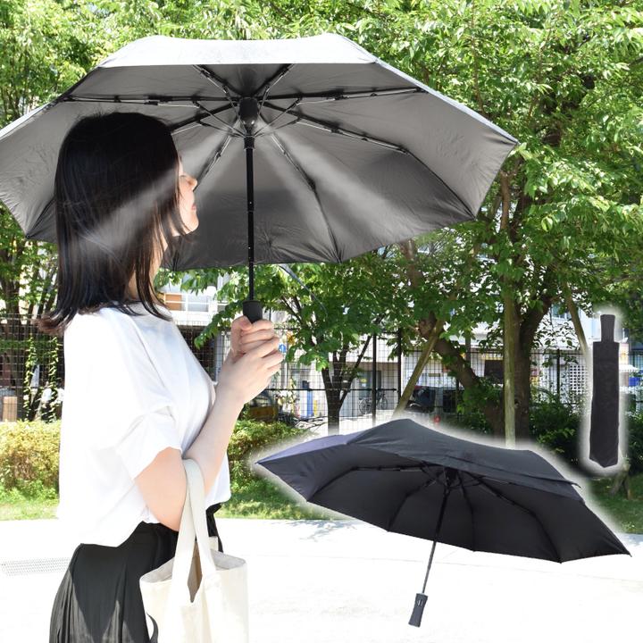 さすと濡れる。ドラえもんのひみつ道具みたいな傘