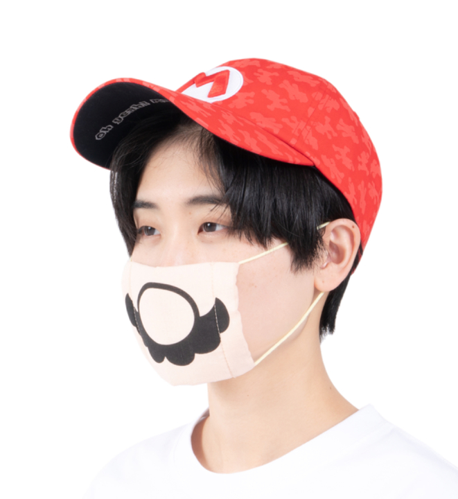 マンマ・ミーア! マリオになれるマスクが再販ヤッフー!