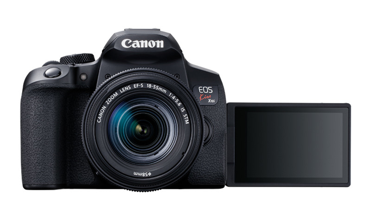 待ってたぜ!キヤノンのデジタル一眼レフカメラ「EOS Kiss X10i」、6月25日発売