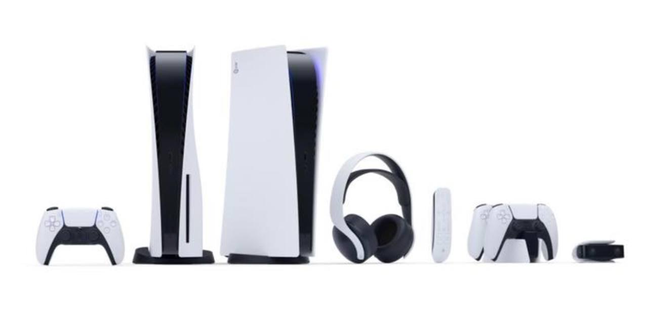 なんだこのデザインは! PS5の2モデル&周辺機器がお披露目!