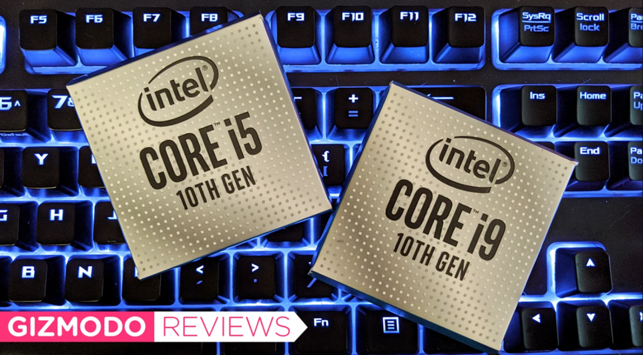インテル第10世代Core-iプロセッサーレビュー:14nmもそろそろ限界