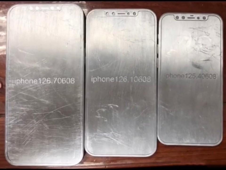 iPhone 12(仮)のリーク続々。小型モデルは初代SEくらい小さい?