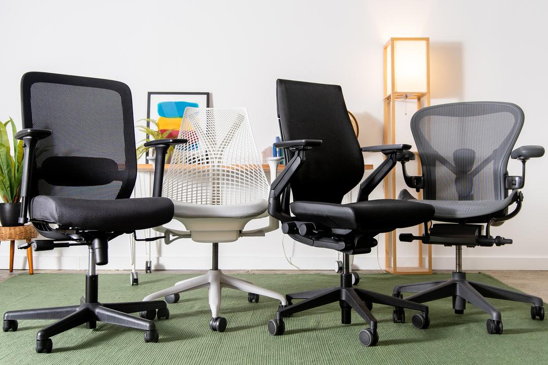 おすすめオフィスチェアは? どれが一番、在宅作業を快適にしてくれるかガチ比較してみたよ