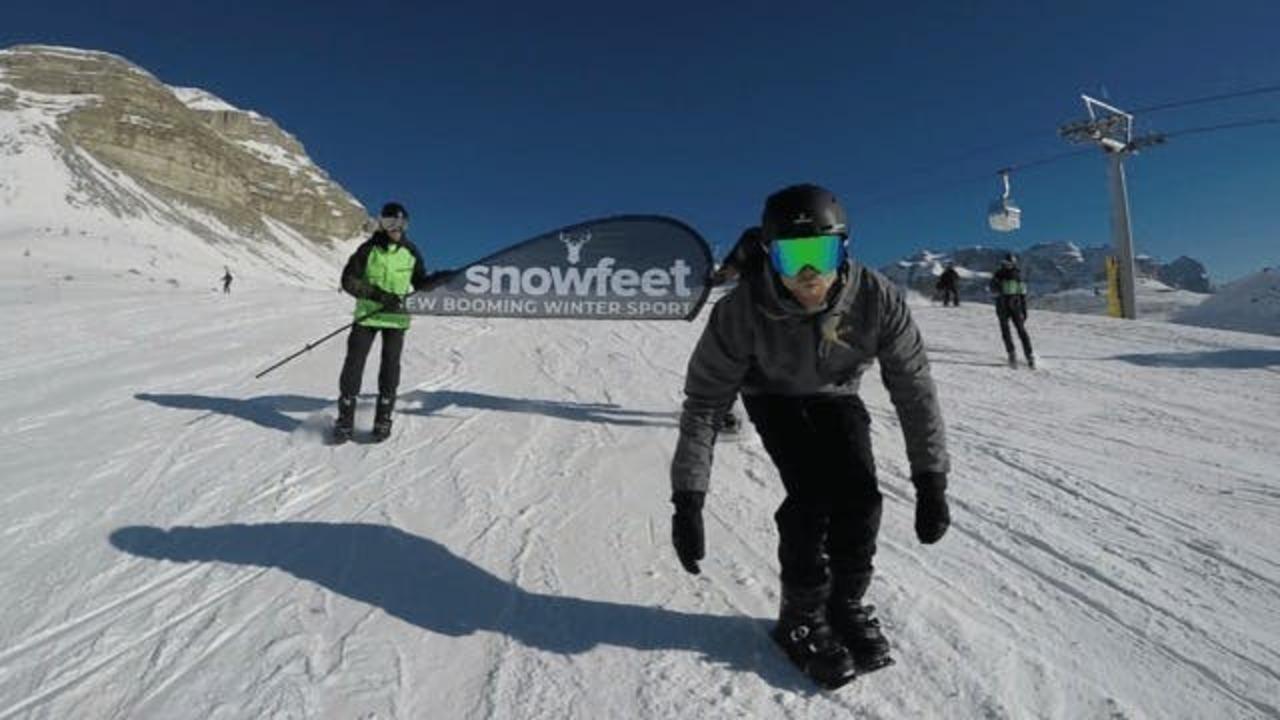 ゲレンデを自由に滑走。snowfeetが注目を集める理由とは