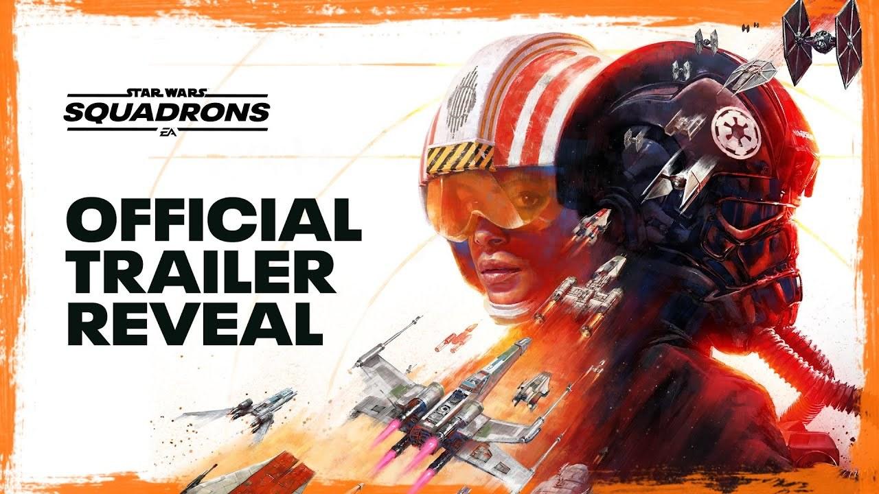 VRでも遊べる!『スター・ウォーズ:スコードロン』で宇宙戦闘機パイロットになれる
