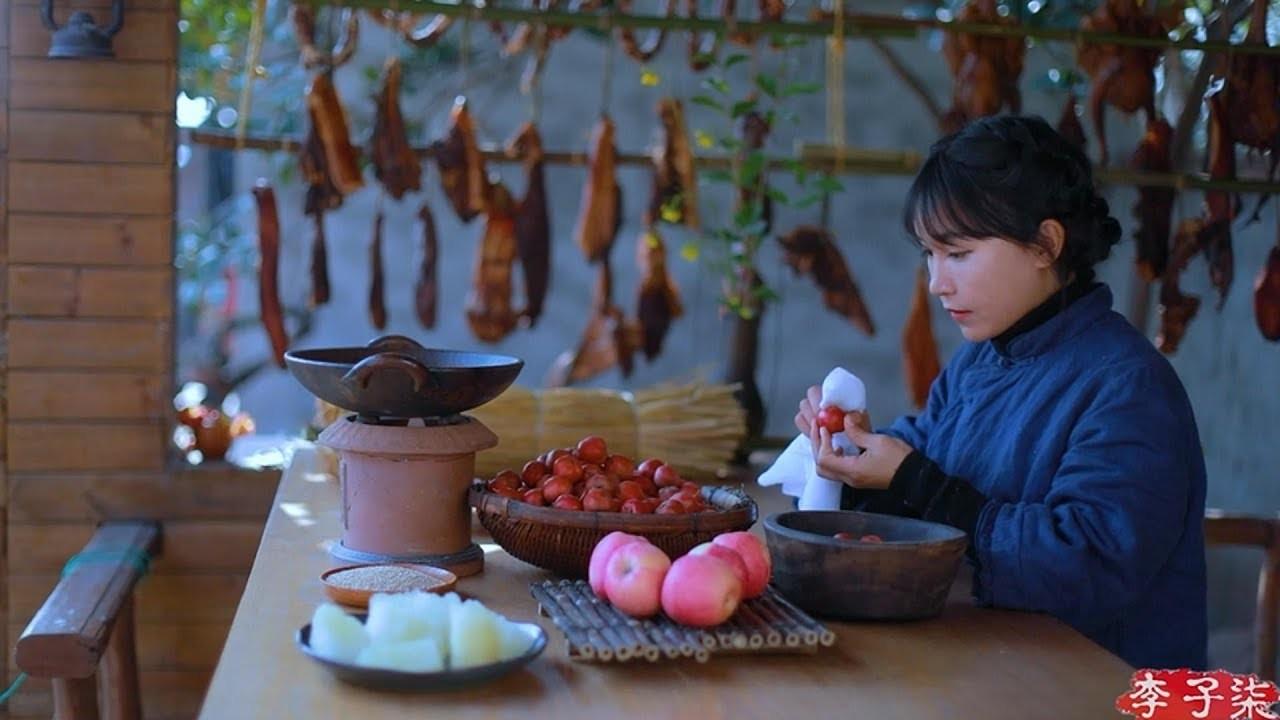 心が汚れたとき、つい延々見たくなる。中国の山奥に住む仙女・李子柒(Liziqi)の世界