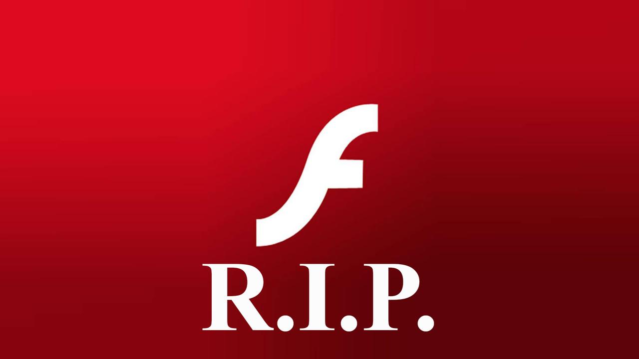 本当の本当にサヨウナラ。Flashが年内いっぱいで本当の本当に終了へ