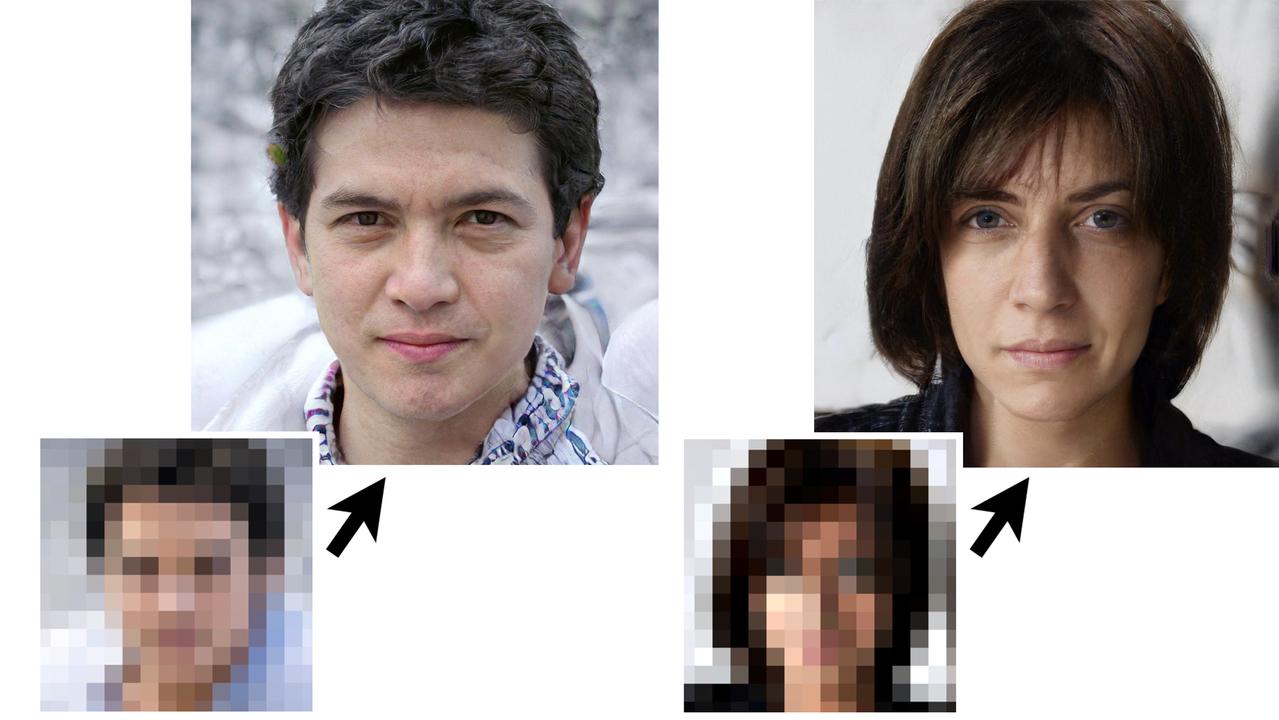 写真のモザイクを完全に取り去るAIが誕生。あれもこれも、見えるようになっちゃう…!?