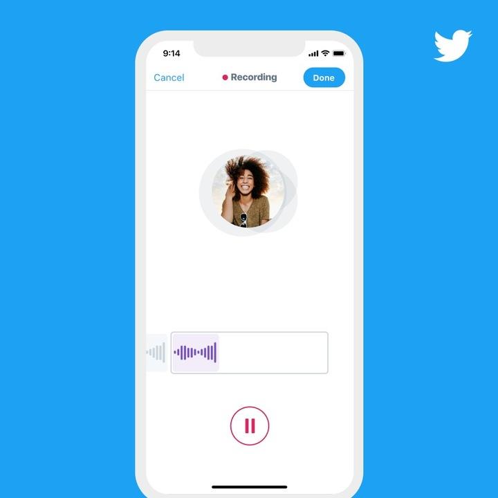 140文字じゃ足りない思いを声で伝えよう。Twitterが140秒の音声ツイート機能を追加