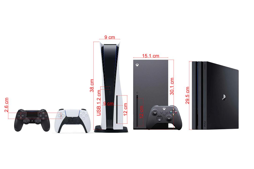 PlayStation 5のサイズが予測されるも、デカすぎじゃ